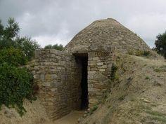 Messenia - Grecia Tomba a tholos di Pylos
