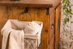 Towel, Cabinet, Design, Old Wood, Farm Cottage, History, Homes, Clothes Stand, Closet
