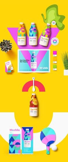—Mochila is more than a yogurt brand. Mochila is free, spontaneous, original and has a Latin soul. Mochila exists in its own world, which is vibrant, full of energy and where people eat healthy and live happy.