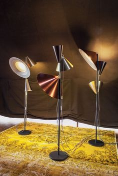 Lavin Lamp by Jörg Boner, Atelier Pfister Swiss Design, Lighting Design, Wind Turbine, Designer, Lamps, Collection, Home Decor, Atelier, Light Design