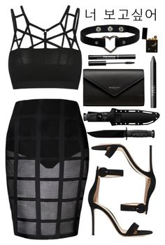 """Seventeen"" by vieen on Polyvore featuring мода, Gianvito Rossi, Cold Steel, NARS Cosmetics и Balenciaga"