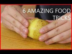 6 Amazing Cooking Tricks - YouTube