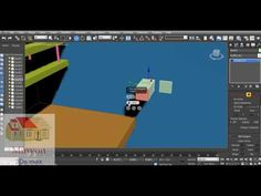 3ds Max Çalışma Odası Yapımı(2.Bölüm) - YouTube