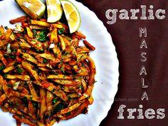 garlic masala fries_masala fries recipe_how to make masala fries_best masala fries recipe_best kenyan food blog_Kaluhis Kitchen