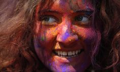 Celebrate Spring With Our Favorite Photos Of The Hindu Festival Of Colors