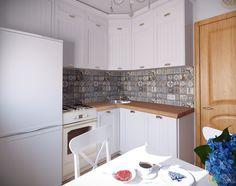 Кухня фирмы Фасадово в Москве) пишите могу предоставить хорошую скидку( т.е. если заказываете через меня как дизайнера)пишите Кухонщиками будет предусмотрено перегородка между холодильником и плитой. Пол и дверь уже были у заказчиков