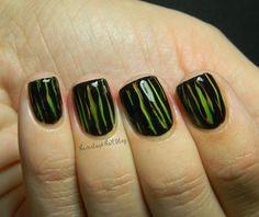 scratch nail tutorial