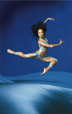 Alvin Ailey American Dance Theater–if you have have the chance to see one of their shows don't miss it!