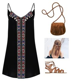 """2805."" by a-colette ❤ liked on Polyvore featuring Billini, Glamorous and H&M"
