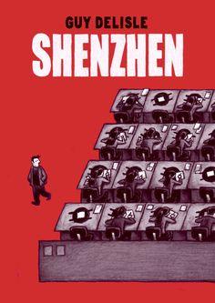 Shenzhen-Guy Delisle