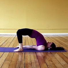 Yoga Sequence to Relieve Lower Back Pain. For more on lower back pain relief check out http://painkickers.com/lower-back-pain-stretch/
