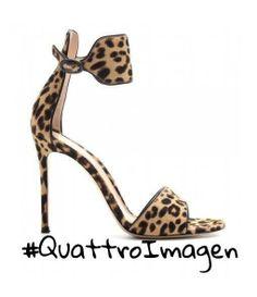 Los tacones además de estilizar la figura, suben el autoestima y la confianza. #QuatrroImagen #QuattroTips