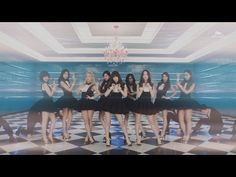 ▶ Girls' Generation 소녀시대_'Mr.Mr.'_Music Video - YouTube I don't like SNSD that much but this video and song are amazing.