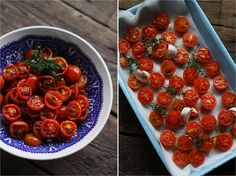 LÆKRE semi-dried tomater
