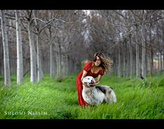 """LITTLE RED RIDING HOOD -THE TRUE STORY"" by shlomi nissim, via 500px."