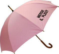 Pinkergreen Blog: Merde Il Pleut