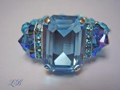 Swarovski Crystal Jewelry by Leela Bijou