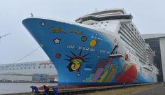 Bald nimmt das Schiff Kurs auf Miami: Im April wird es an die US-amerikanische...