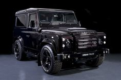 LAND ROVER BODY COLOUR OR KBX FRONT GRILLE KBX LIGHT SURROUNDS KBX HIGH FORCE BONNET VENTS KBX SPORT SIDE VENT HIGH GLOSS WING MIRRORS NAS REAR TUBULAR STEP REAR TUBULAR SWING OUT WHEEL CARRIER...