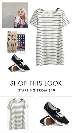 """Aspyn Ovard Style Reflection 2015"" by littlemissmia15 ❤ liked on Polyvore featuring Vans and Casetify"