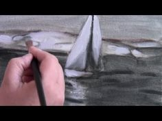 How to Study Values for an Oil Painting by Yong Chen: Sailboat