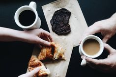 Mondays!!!! Are we right? Its ok we've got everything you need to get your week started on the right foot. Coffee and pastries for the win!