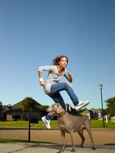 Lolo Jones for TIME. Photo credit: Martin Schoeller