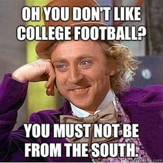 college football love