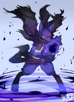 Lucario the Aura Pokémon Lucario Pokemon, Ash Pokemon, Pokemon Comics, Cool Pokemon Wallpapers, Cute Pokemon Wallpaper, Pokemon Fusion Art, Pokemon Fan Art, Pikachu Art, Pokemon Pictures
