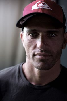 kelly Slater...not only the world's greatest surfer; the world's greatest athlete.