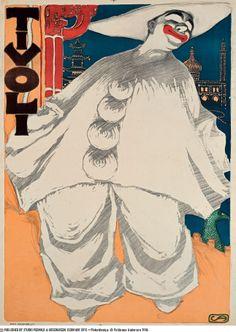 Valdemar Andersen - Tivoli plakat 1906