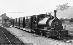 Machynlleth, The Corris Railway 1899, from Francis Frith