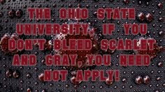 I BLEED SCARLET GRAY BY Bucks7T2 Wallpaper ID 864019