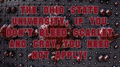 I BLEED SCARLET GRAY BY Bucks7T2 Wallpaper ID 864019