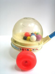 Corn Popper, for every generation of kids! Fisher Price kept this and many other toys alive and well 90s Childhood, My Childhood Memories, Great Memories, Retro Toys, Vintage Toys, Jouets Fisher Price, I Remember When, Oldies But Goodies, Good Ole