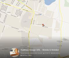 Mobila Bucuresti Map, Design, Location Map, Maps