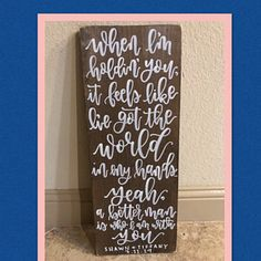 Wash Dry Fold Repeat Signs Laundry Room Sign Rustic Home Painted Letters, Monogram Letters, Painted Signs, Laundry Room Wall Decor, Laundry Room Signs, Room Decor, They Broke Bread Sign, Reclaimed Wood Frames, Established Sign