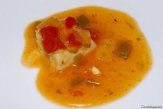 tofu al chilindron