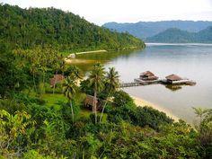 Cubadak Island - Padang, Indonesia