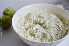 crema de mascarpone si lime Dessert Drinks, Desserts, Jacque Pepin, Cream Cake, Coconut Flakes, Nutella, Feta, Cabbage, Vegetables