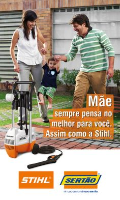 Anúncio Dia das Mães - Sthil - Sertão.