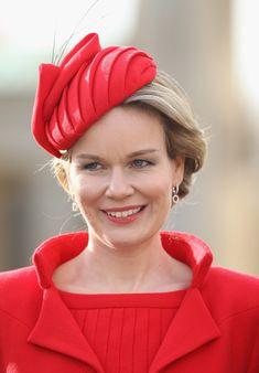 Queen Mathilde of Belgium Photos: King Philippe And Queen Mathilde Of Belgium Visit Berlin