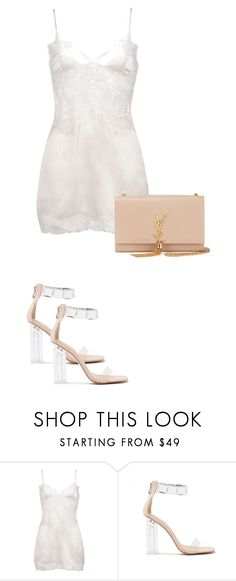 """""""Untitled #96"""" by zivapersonalshopping ❤ liked on Polyvore featuring STELLA McCARTNEY and Yves Saint Laurent"""