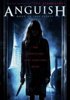 Anguish (2015)  Exhibiting signs of mental instability most of her life, 16-year-old Tess has been diagnosed with dissociative identity disorder. But little do the doctors (or her mother) know, it's a dead girl's restless spirit that's plaguing Tess.