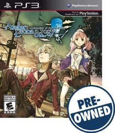 Atelier Escha & Logy: Alchemists of the Dusk Sky - PRE-Owned - PlayStation 3