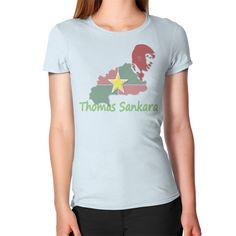 Thomas Sankara Women's T-Shirt