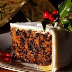 Royal Christmas Cake - Part 1 • Gourmet Living Good Housekeeping Cookbook, Royal Christmas, Smooth Cake, Blanched Almonds, Ground Almonds, Butter Recipe, Cake Pans, Original Recipe, Royal Icing