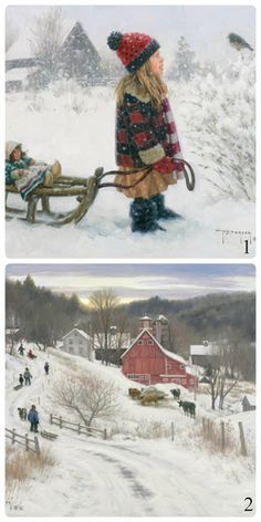 Robert Duncan Art  1 The Friendly One, 2 December In The Country