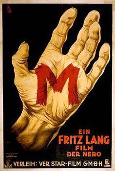 M, eine Stadt sucht eine Mörder (1931), Fritz Lang