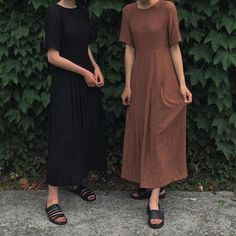 Korean Fashion Trends you can Steal – Designer Fashion Tips Look Fashion, Korean Fashion, Fashion Beauty, Womens Fashion, Fashion Design, Fashion Trends, Dress For Summer, Modest Fashion, Fashion Dresses